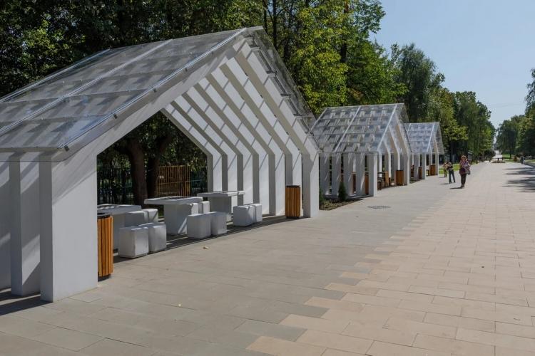 В Москве развивают игровую среду для взрослых в рамках программы «Мой район»