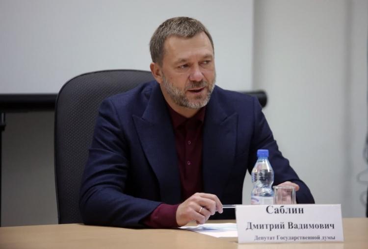 Дмитрий Саблин: новая лыжно-роллерная трасса в Ново-Переделкине позволит заниматься круглый год