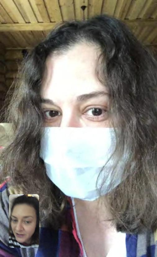 Жительница Солнцева Надежда Мишина поставила приложение «Социальный мониторинг» на свой смартфон и не жалеет