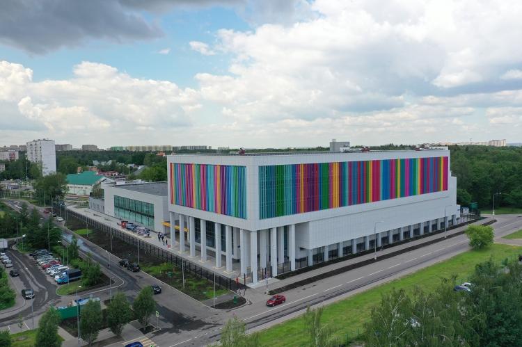 Собянин осмотрел новый уникальный Центр современного пятиборья