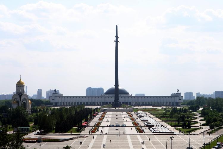 Указатели с QR-кодами приведут к Музею Победы на Поклонной горе
