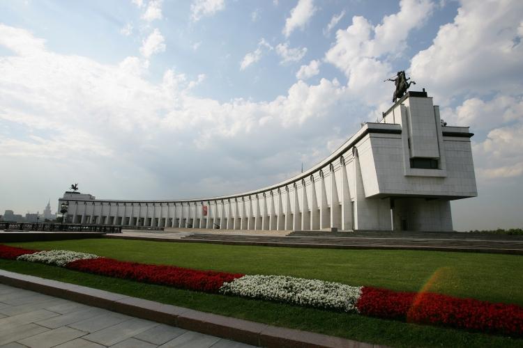 Музейные работники встретились на форуме «Победа» на Поклонной горе
