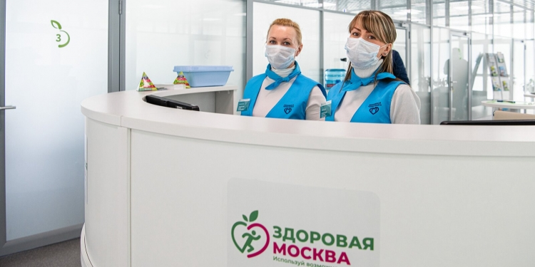 На обследование – в парк. В павильонах проекта «Здоровая Москва» прошли диспансеризацию более 200 тыс. человек