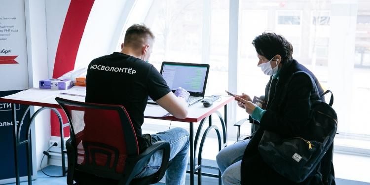 Сергунина: На 15 тыс выросло число волонтеров в Москве в этом году