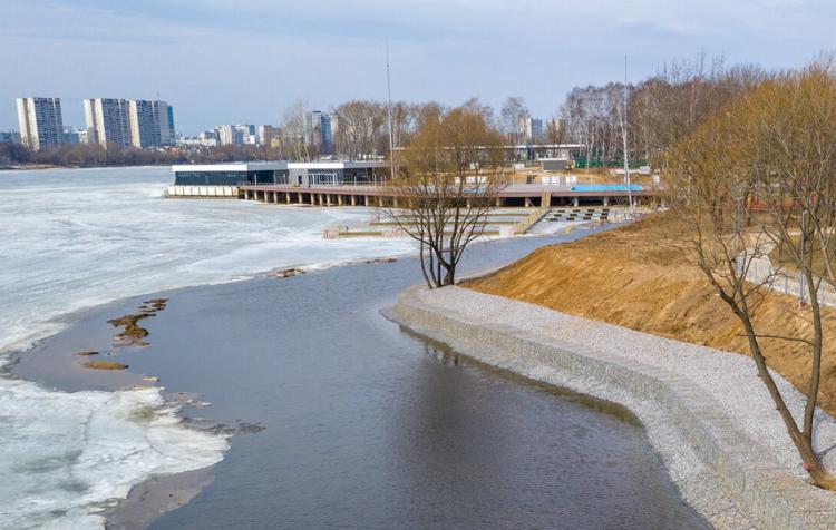 Северный речной вокзал станет «звездой» нового сезона речной навигации