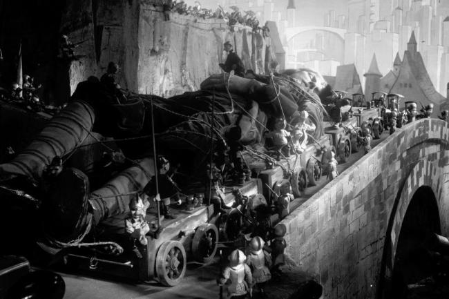 «Новый Гулливер» - 85 лет на экране.  Онлайн-выставка на сайте «Мосфильма» рассказывает о легенде нашего кино