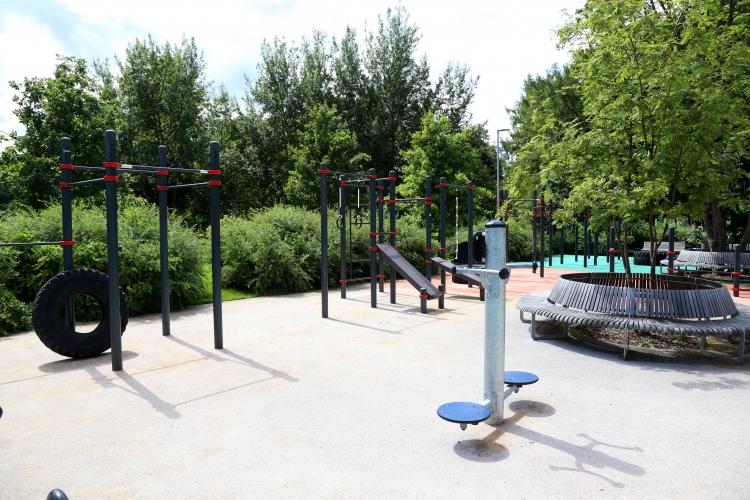 Топ-10 спортивных площадок в ЗАО