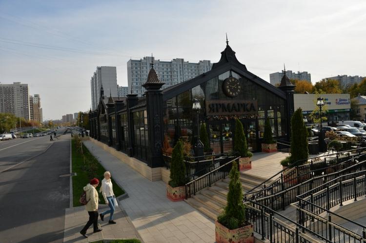Московские ярмарки. Коротко о главном