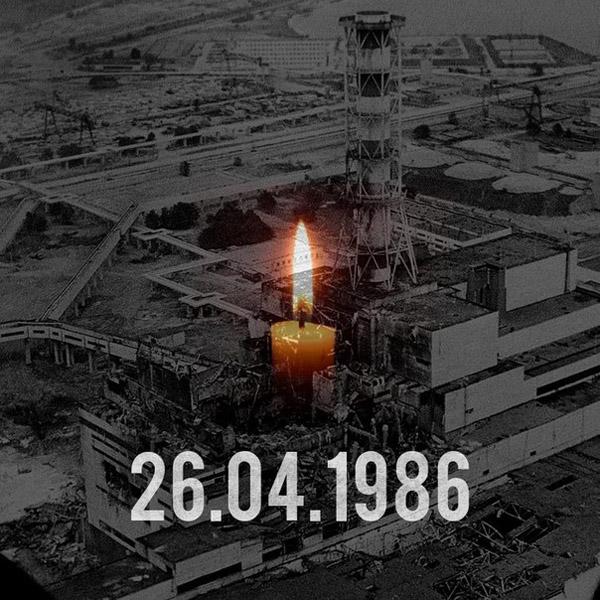 Панихиды по погибшим во время ликвидации последствий аварии на ЧАЭС
