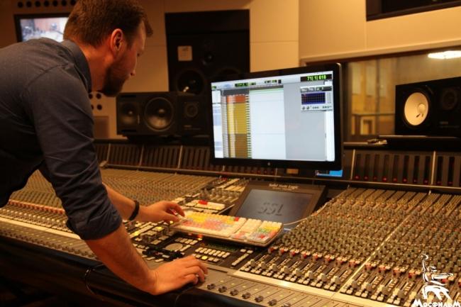 На «Мосфильме» завершили модернизацию Первой музыкальной студии