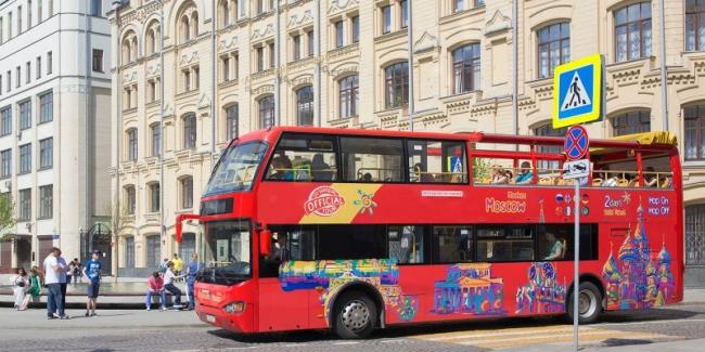 Парковочные места для туристических автобусов обустроят на западе Москвы