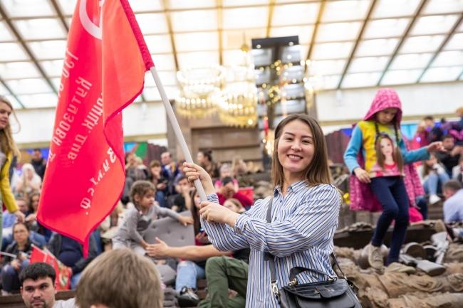 9 мая Музей Победы на Поклонной горе посетили около 150 тысяч человек
