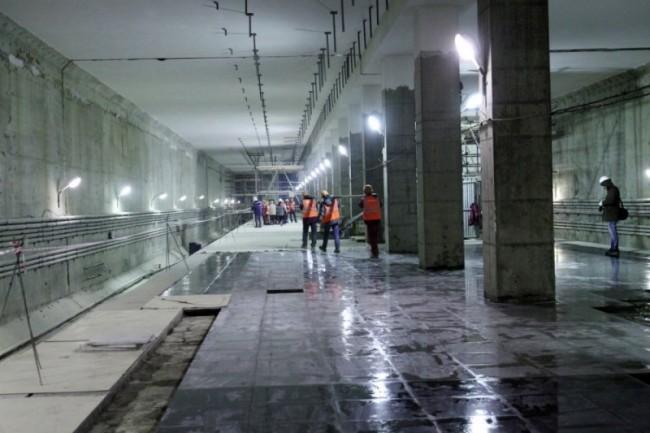 Сразу три новые станции метро сегодня открылись в столицеРФ