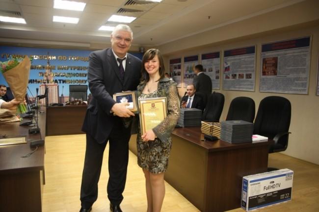 Ставропольские борцы скоррупцией подчеркнули юбилей службы финансовой безопасности
