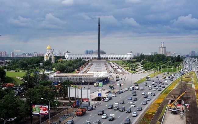 Строительство дублера Кутузовского проспекта планируют начать в конце 2017 – начале 2018