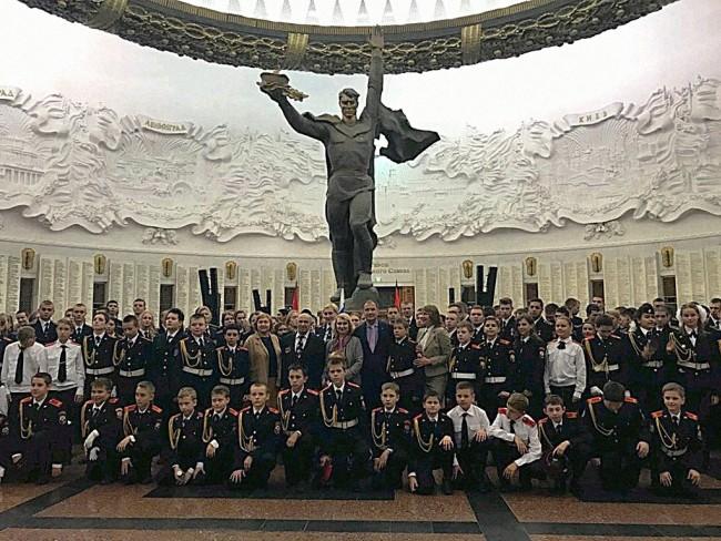 ВМузее Победы начал работу масштабный выставочный проект «Живая летопись войны»