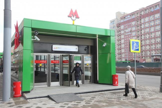 Участок метро от«Раменок» до«Рассказовки» откроют кначалу весны предстоящего 2018г