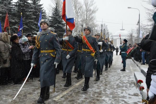 ВКаменском чествовали ветеранов пожарной охраны— ликвидаторов трагедии наЧАЭС