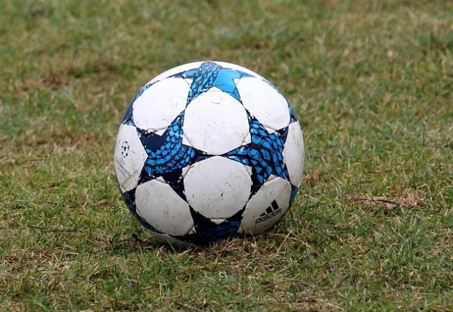 Собянин осмотрел новое футбольное поле спорткомплекса Олимпийской деревни