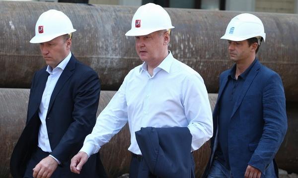 1-ый тоннель винчестерного типа появился в столицеРФ — Собянин