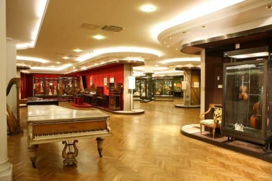 19сентября состоится Всероссийское совещание управляющих музыкальных музеев