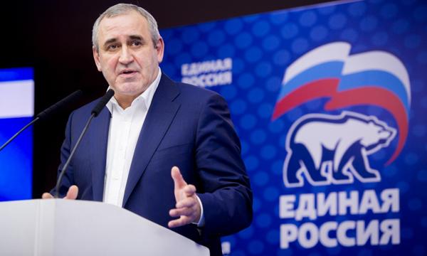 «Единая Россия» объявила оначале подготовки косенним выборам