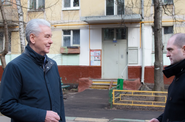 Мнение жителей столицы будет учтено при реновации пятиэтажек— Собянин