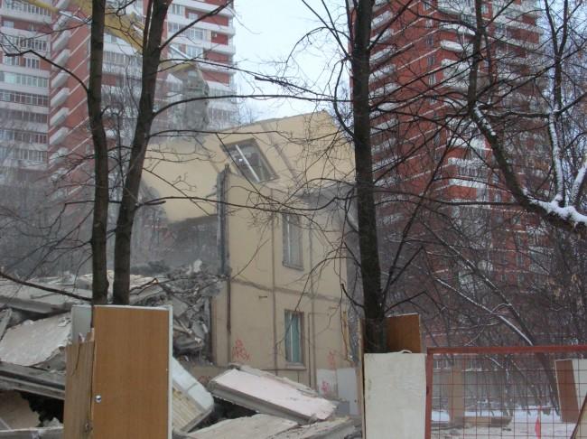Реновация незатронет Арбат, Гагаринский, Хамовники иряд иных районов