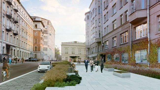 ФАС не отыскала нарушений вгородской программе «Моя улица»