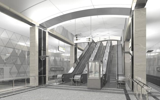 Собянин поведал оскором открытии станции метро «Селигерская»