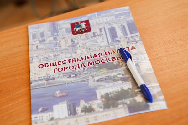 Мэр Москвы одобрил представленные Общественной палатой проекты