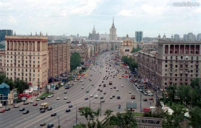 Северный дублер Кутузовского проспекта начнут строить в2015г.