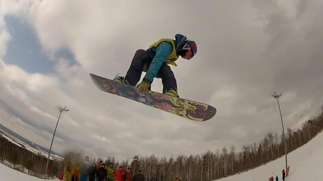 Сноубордист Мамаев одержал победу московский этап мирового тура вбиг-эйре