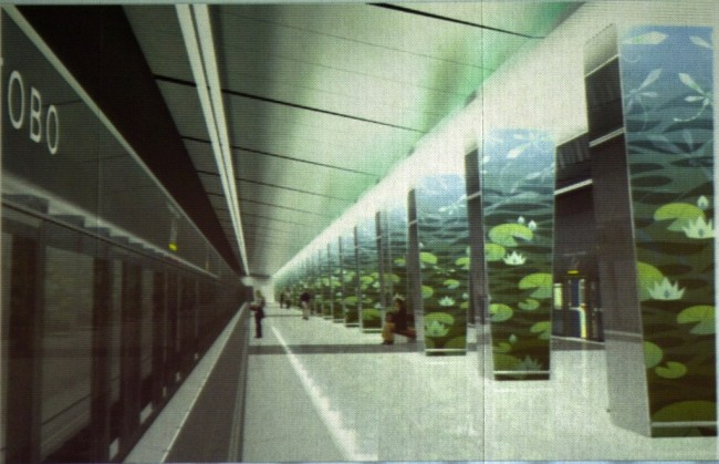 В столице России участок «жёлтой» веточки метро закроют на 5 дней