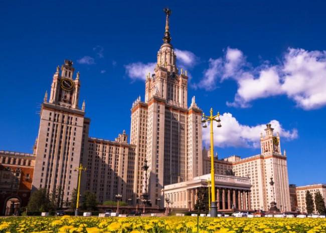 Отделы МГУ готовят элиту для постсоветских стран— Садовничий
