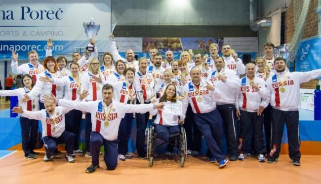 Волейболистки изЦентра «Крылатское» стали чемпионками Европы