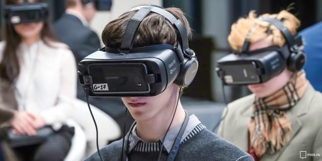 Студенты Университета имени Баумана научатся создавать проекты для очков виртуальной реальности