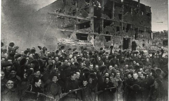 В российской столице навыставке показали «эрзац-валенки» германцев под Сталинградом