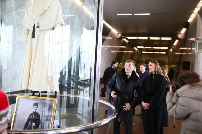 В российской столице открылась выставка «Республика Адыгея наВоробьевых горах»