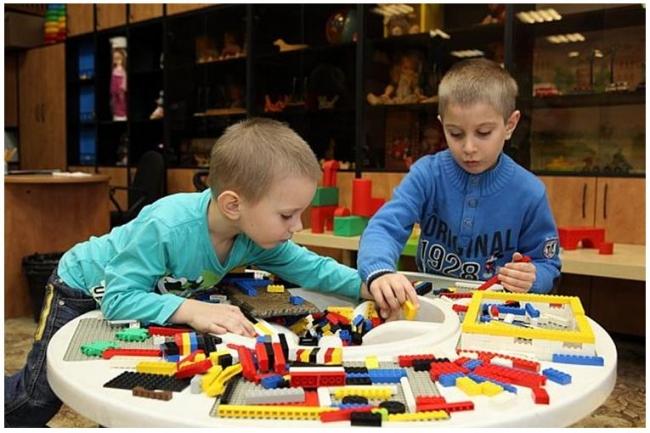 Во Дворце пионеров пройдет Городская Неделя игры и игрушки